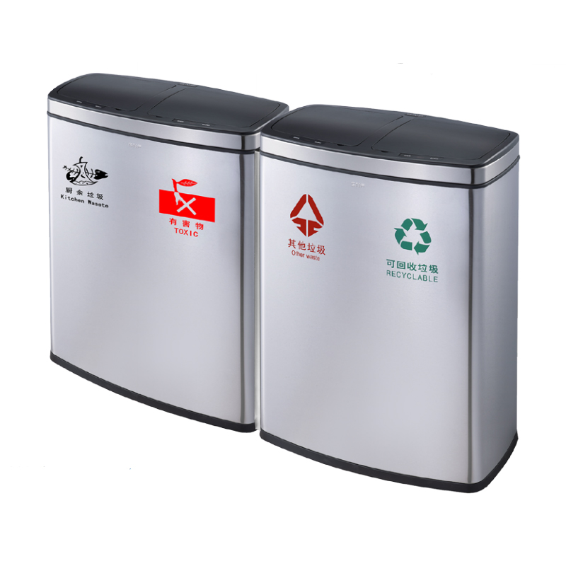 What are the application scope and cooperative customers of Southern garbage can?
